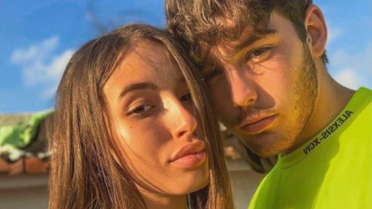 Sara Di Fusco e fidanzato