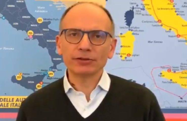 Enrico Letta nuovo segretario PD