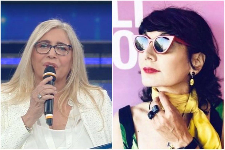 """Mara Venier furiosa in diretta, scoppia il caos: """"Si dia una calmata"""""""