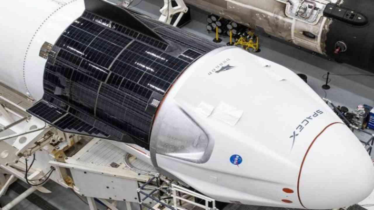 SpaceX esplosione Elon Musk