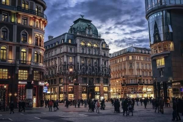 Vienna descrizioni europa