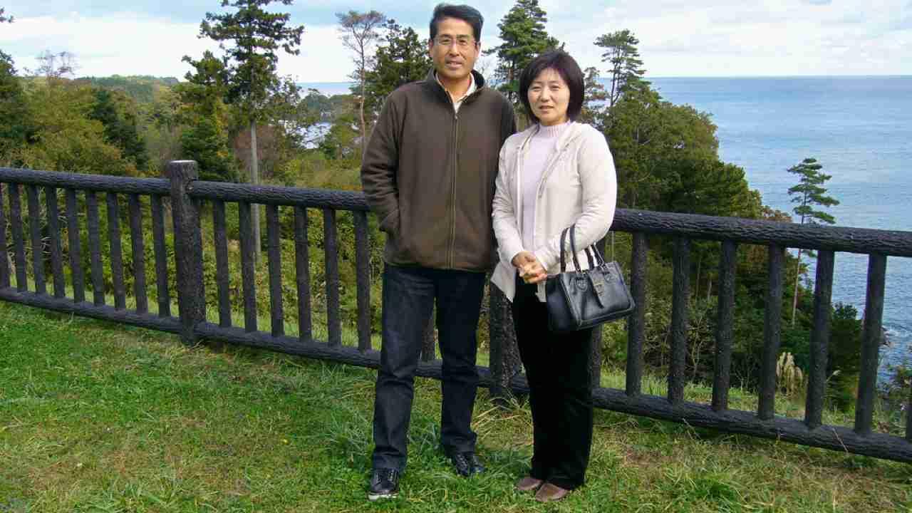 Yasuo Takamatsu moglie