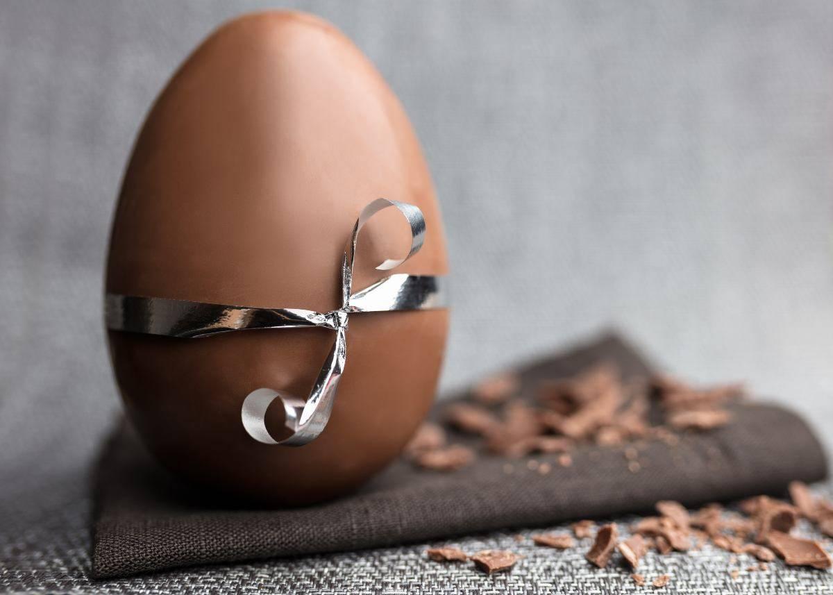 Chi ha inventato l'uovo di Pasqua?