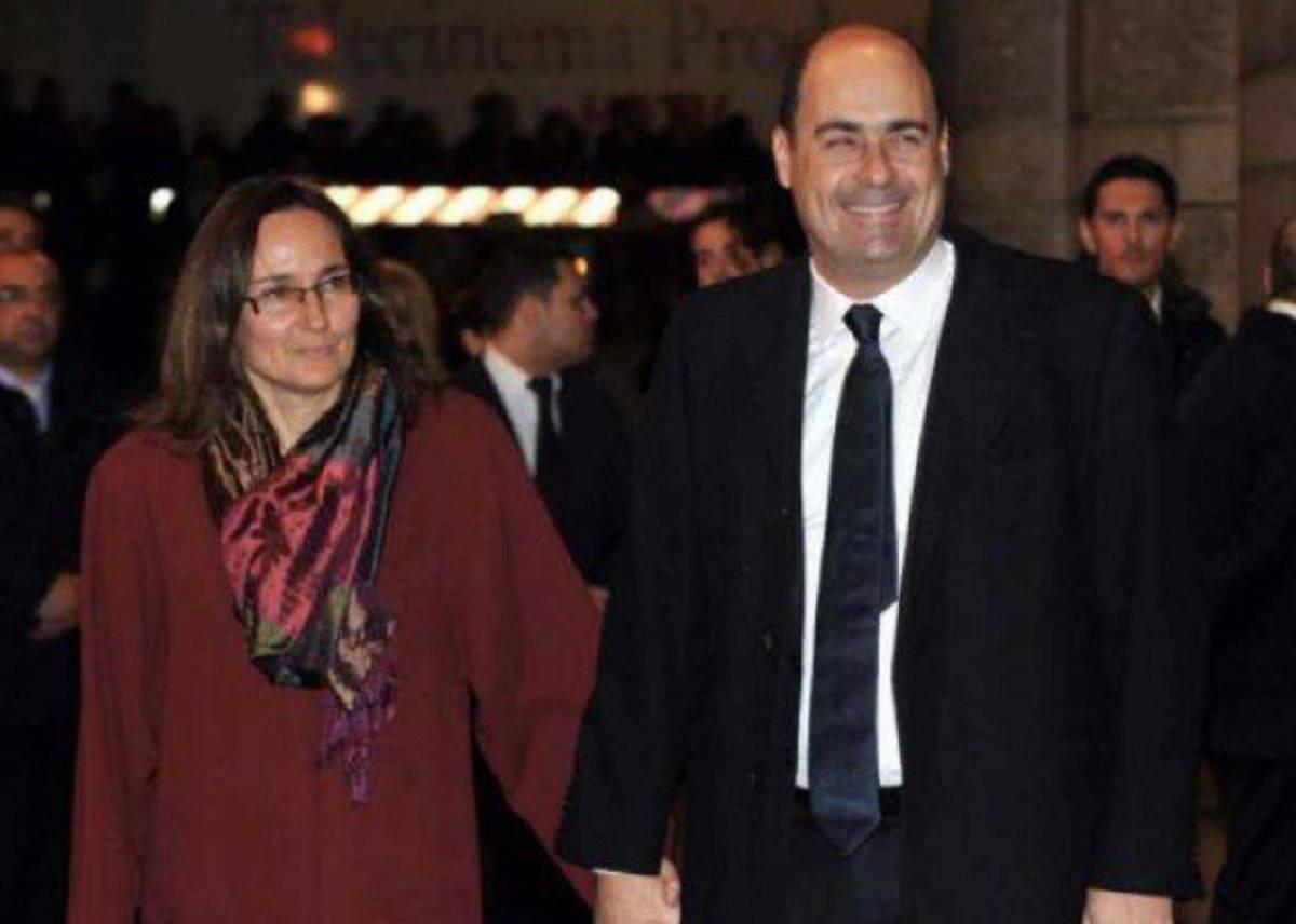 Nicola Zingaretti, chi è la moglie Cristina Berliri: età, foto, lavoro, vita privata