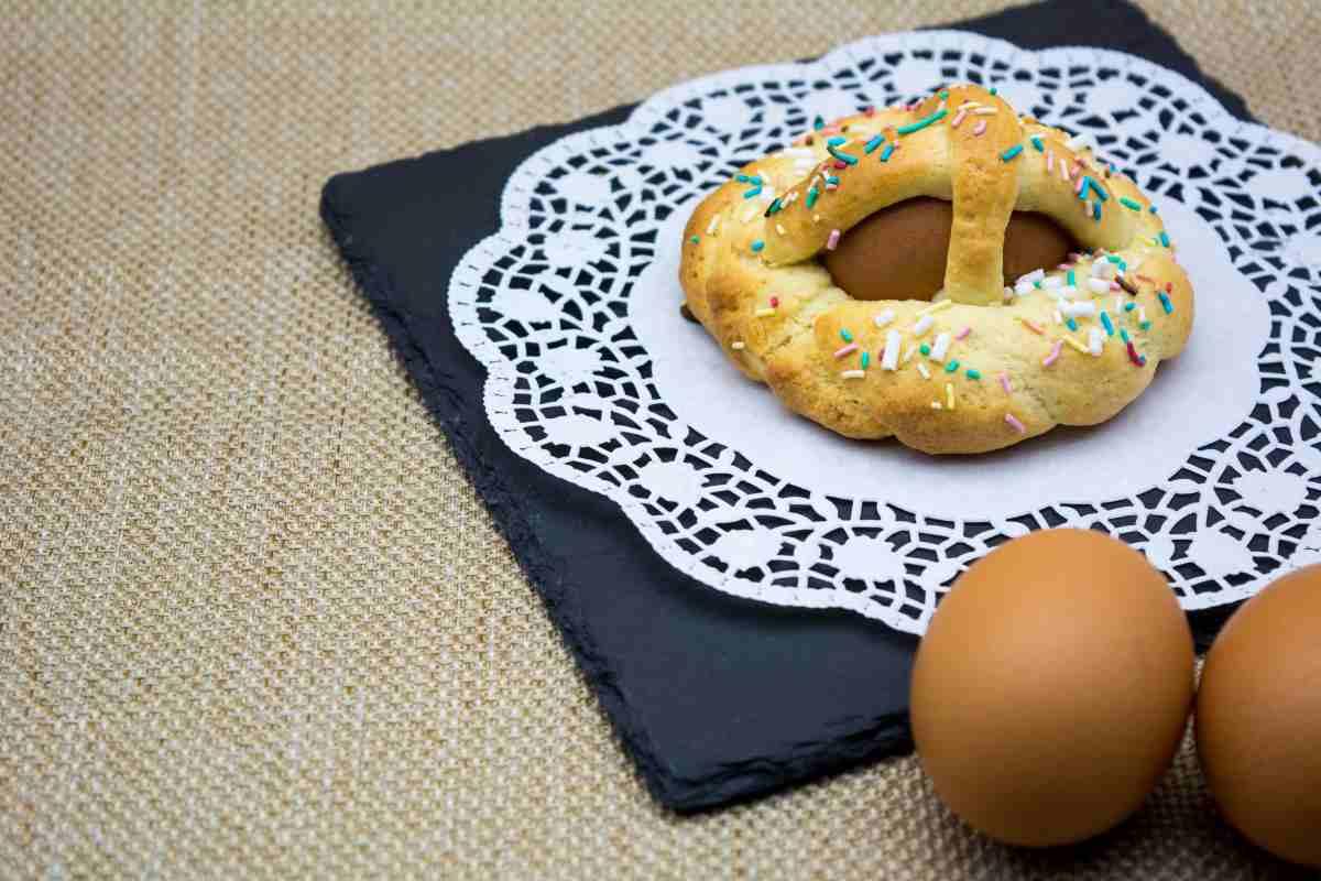 Dolci tradizionali Pasqua