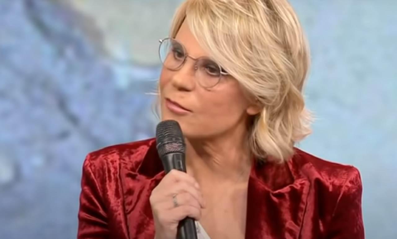 Maria De Filippi addio Mediaset