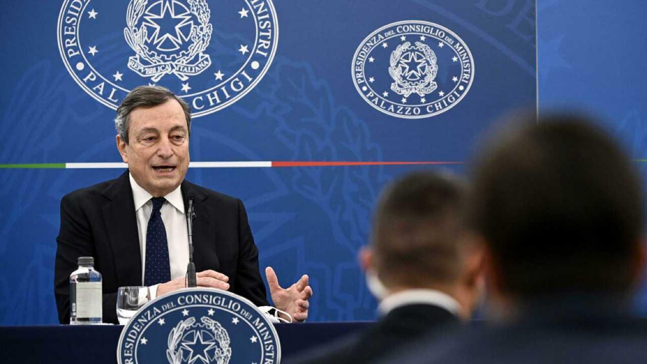 Nuovo DPCM Mario Draghi