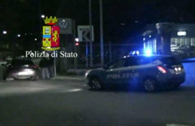 poliziotto arrestato a Reggio Calabria