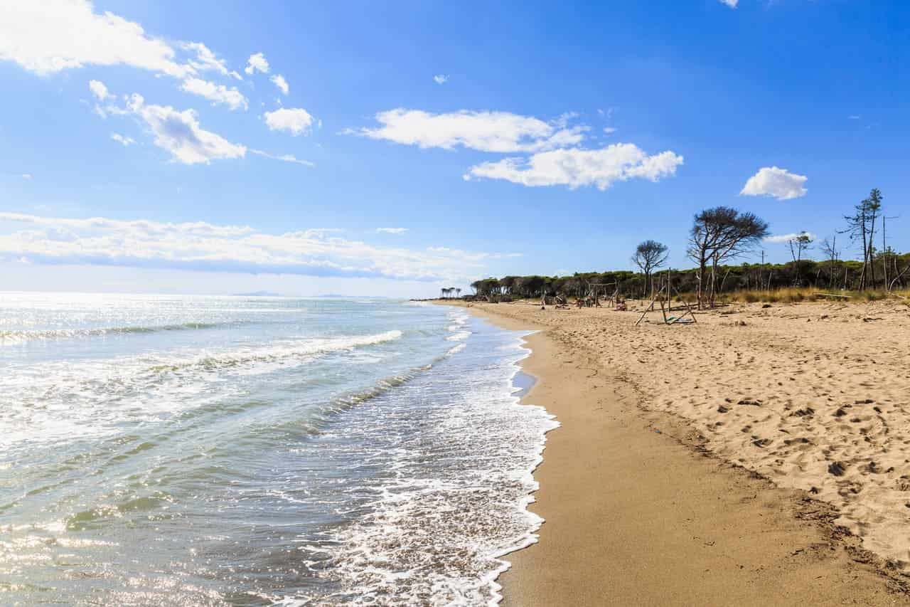 Spiagge poco affollate, belle e low cost per l'estate 2021