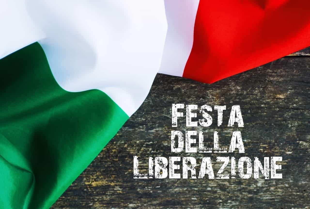 Festa della Liberazione il 25 aprile