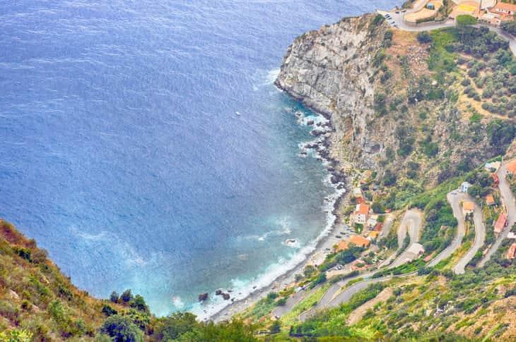 Marinella di Palmì in Calabria