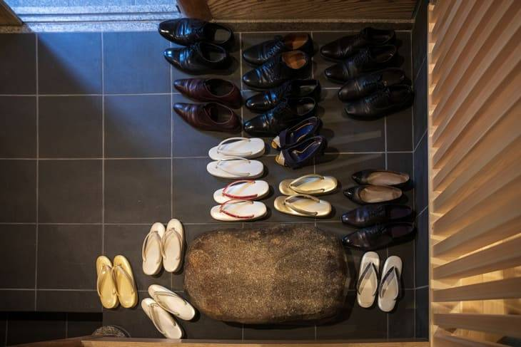 scarpe giappone