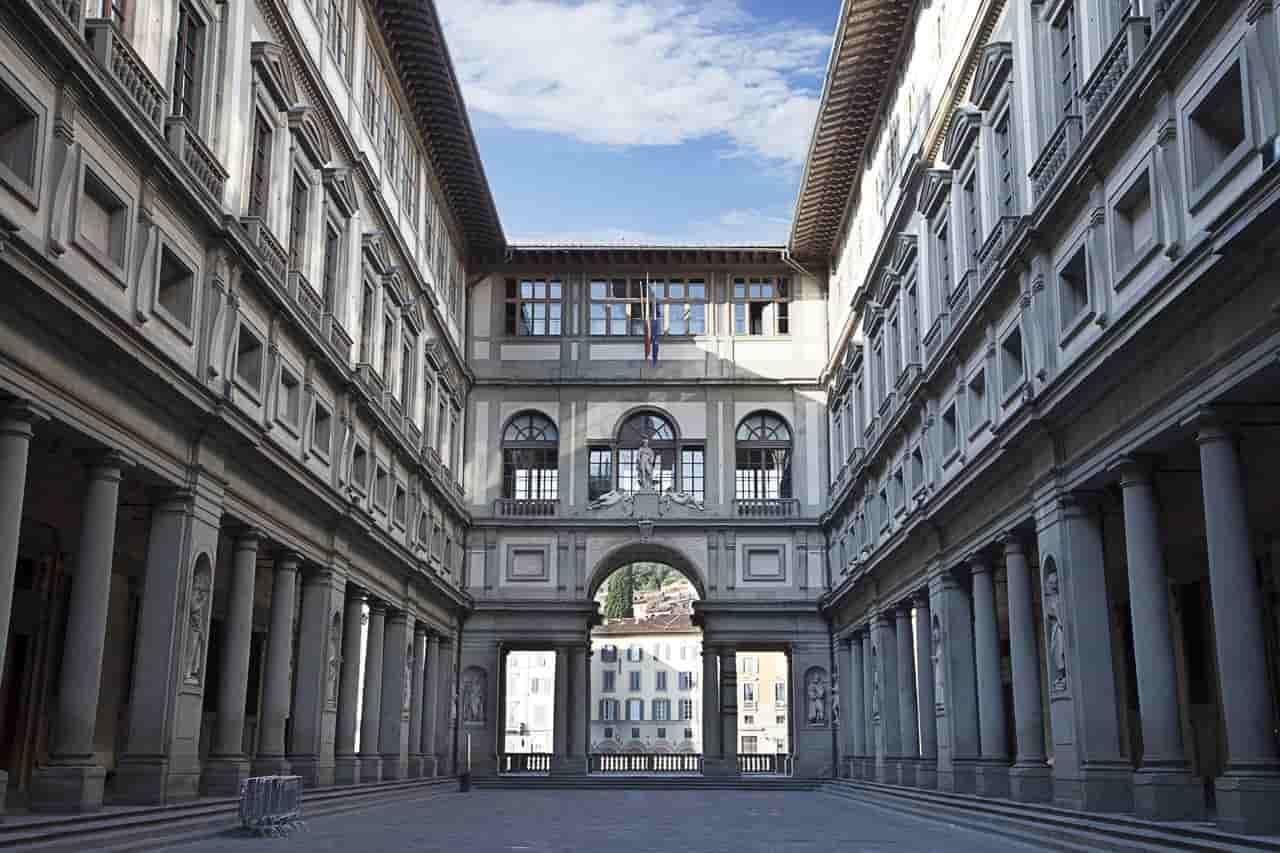 musei in Italia uffizi