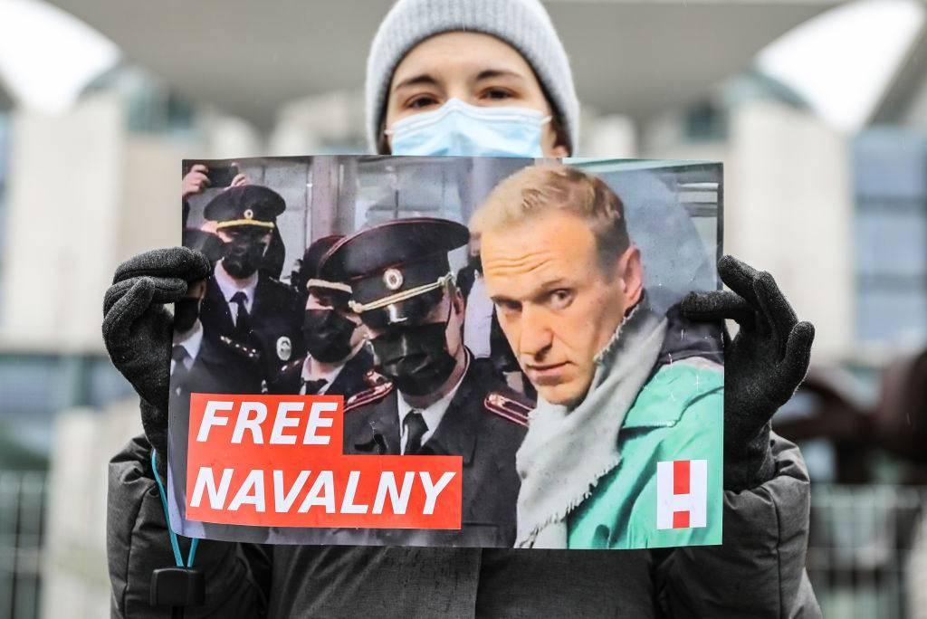 Alexei Navalny dove si trova