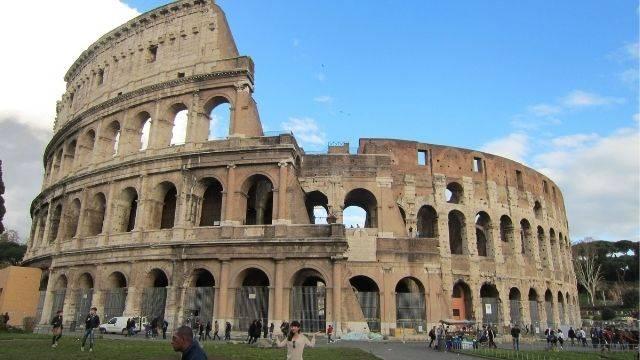 Apertura Musei Roma Colosseo