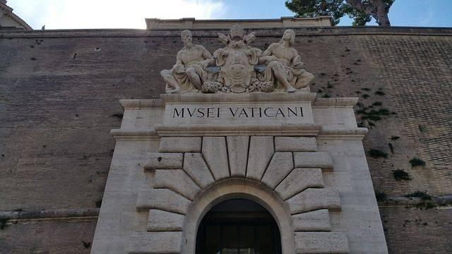 Musei Vaticani Aperti Roma