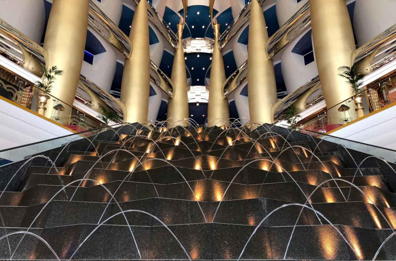 hotel 7 stelle mondo