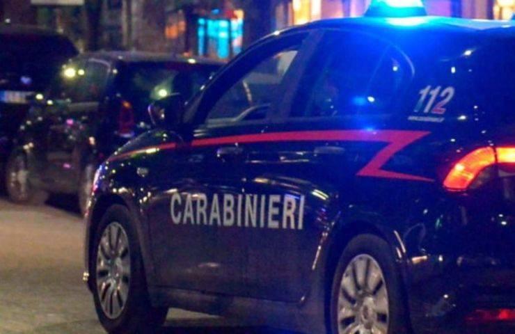 Carabiniere condannato