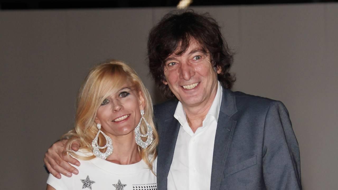 Maria Paola danna e Claudio Cecchetto
