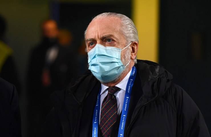 De Laurentiis duro sfogo contro Lega Serie A e FIGC