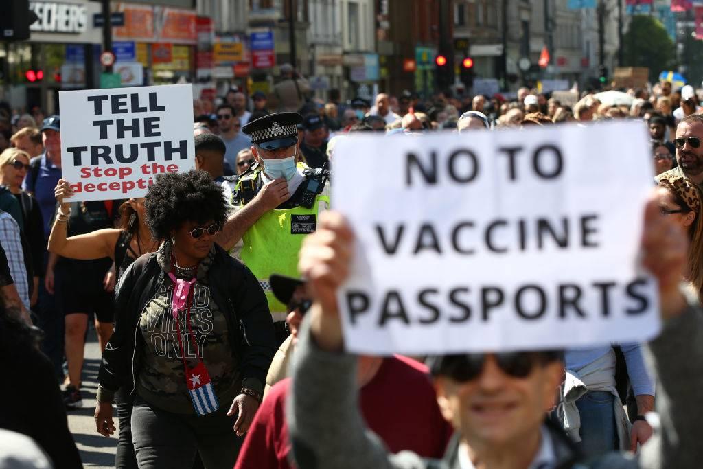 Londra proteste