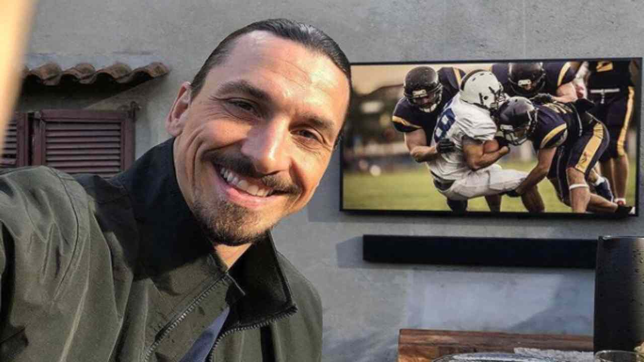 Ibrahimovic, le FOTO al ristorante in zona rossa: il locale apre per lui