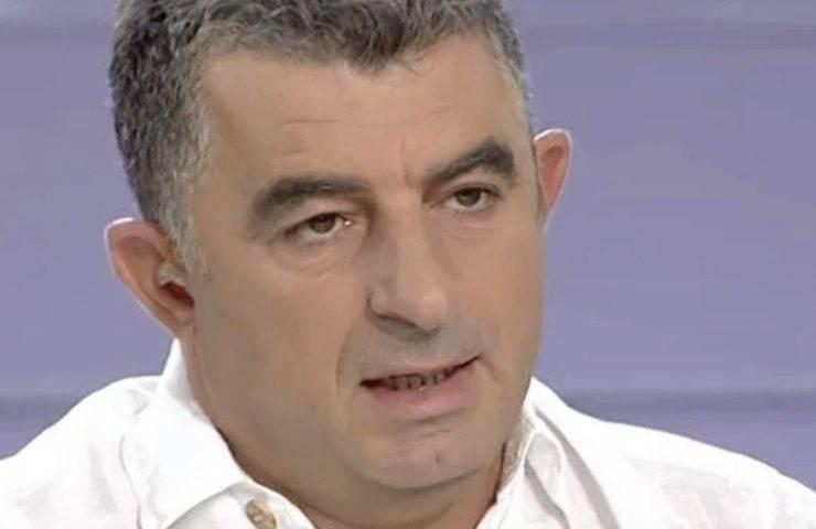 Il giornalista ucciso Giorgos Karaivaz