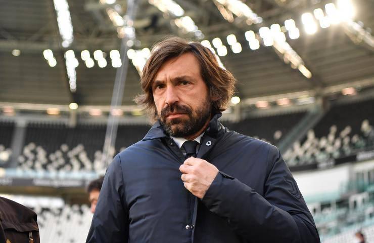 Juventus Andrea Pirlo a forte rischio