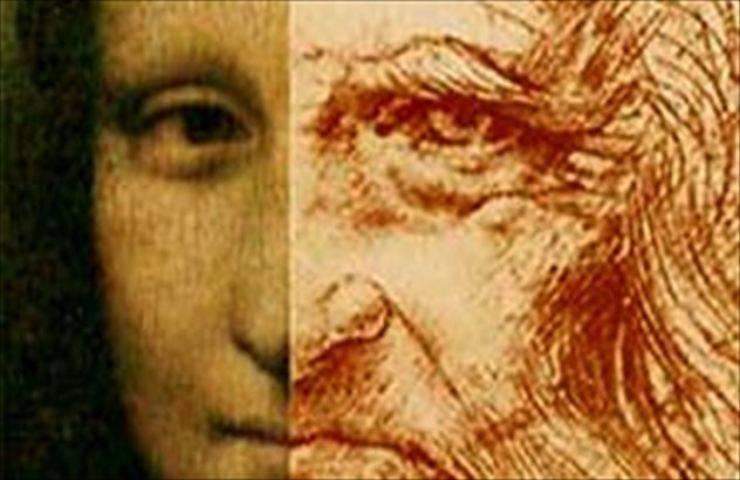 Leonardo da Vinci e la Gioconda