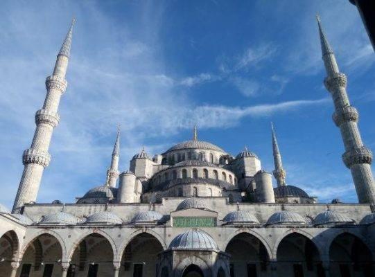 Moschea Blu, Istanbul (Pixabay) cose non fare Istanbul