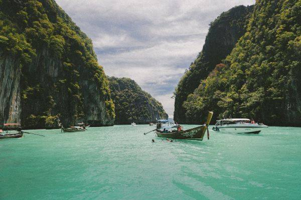 Spiaggia da sogno, Thailandia (unsplash) thailandia cose non fare