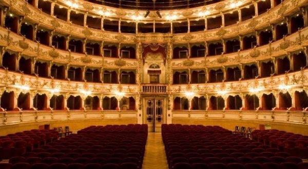 Teatri più belli in Italia