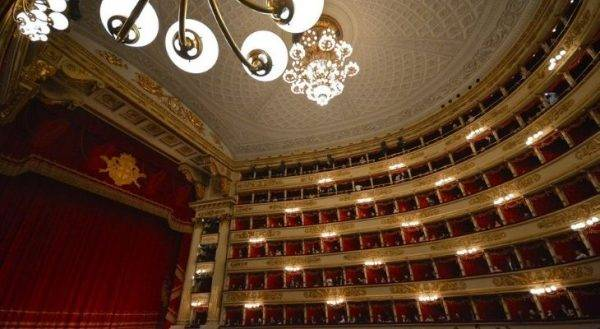 Teatri più belli d'Italia