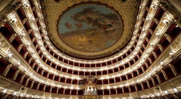 Teatri più belli italiani
