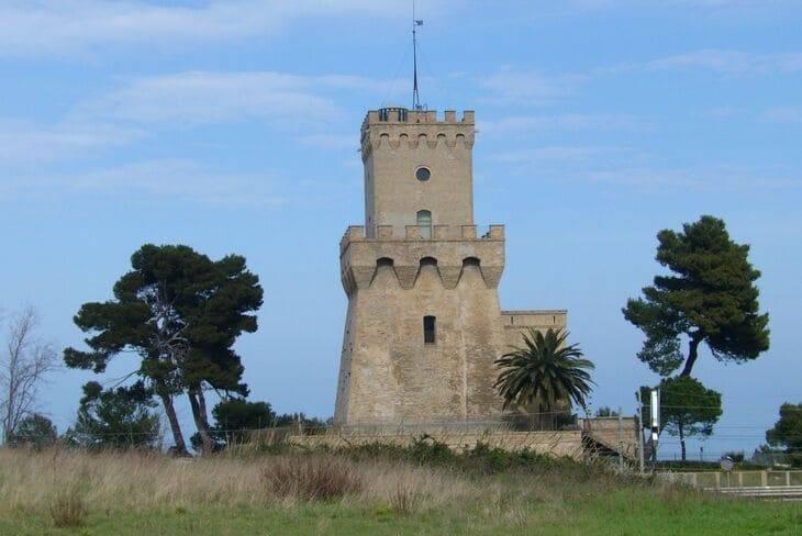 La Torre di Cerrano a Pineto