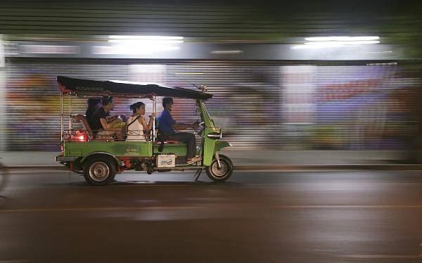 Tuk Tuk, Thailandia (pixabay) cose non fare tailandia