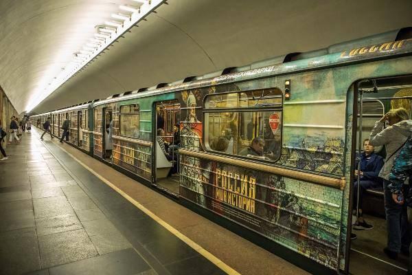Metro a Mosca (pixabay) cose non fare russia