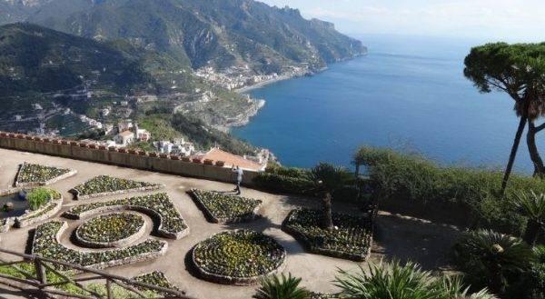 Villa Rufolo Costiera Amalfitana