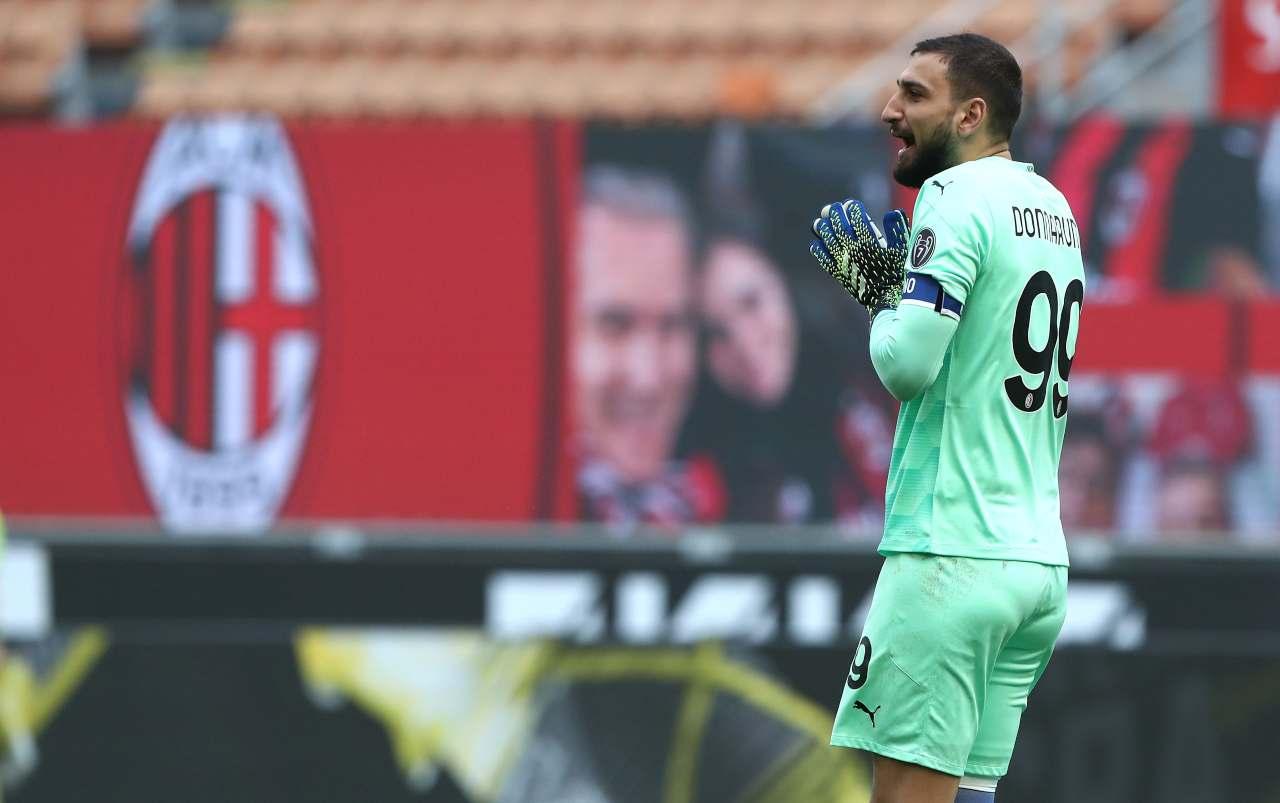 Donnarumma Milan |  la Juventus resta interessata |  tutta la verità