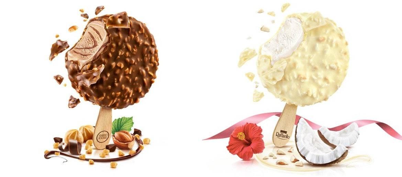 gelati ferrero novità