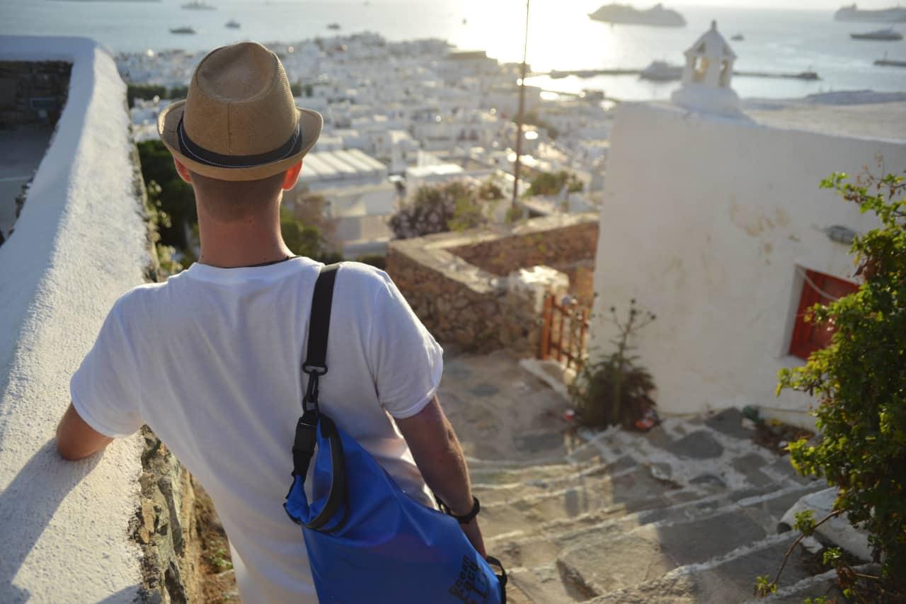 isole grecia vacanze giovani