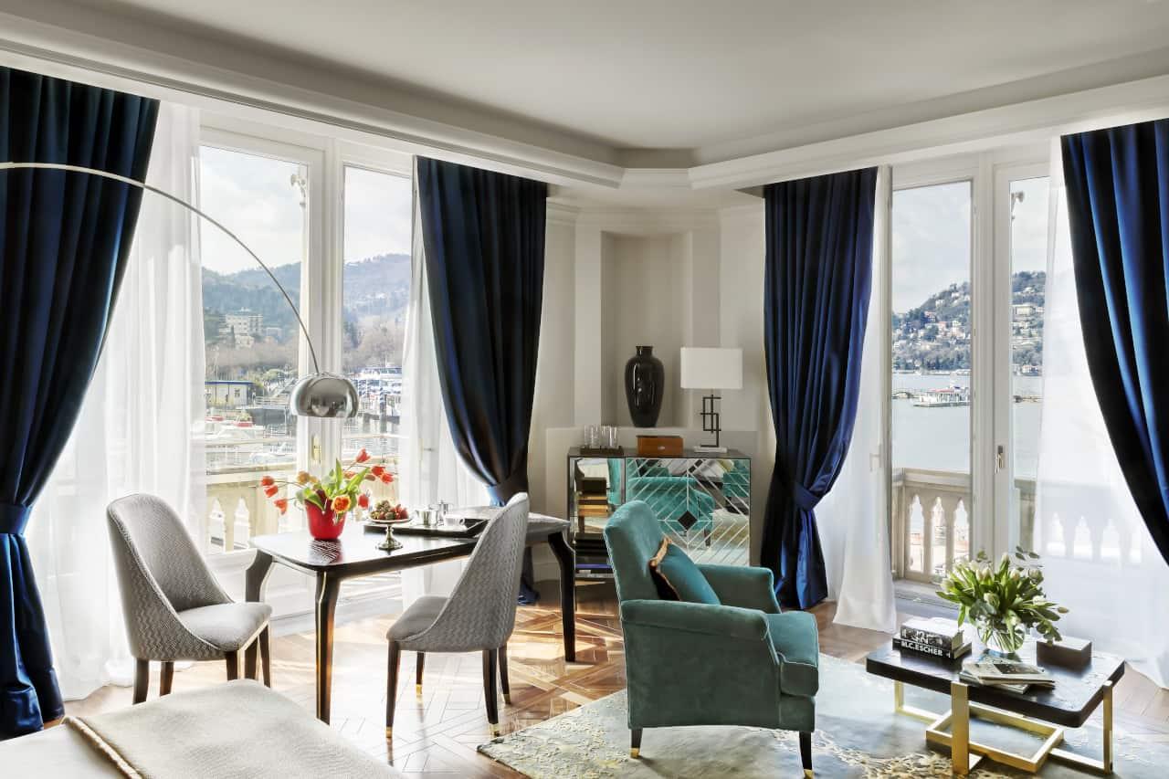hotel vista palazzo como