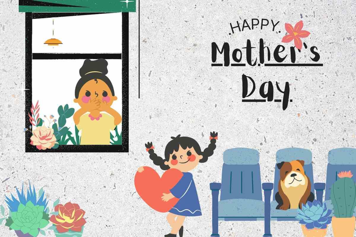 Regali per la Festa della Mamma a distanza