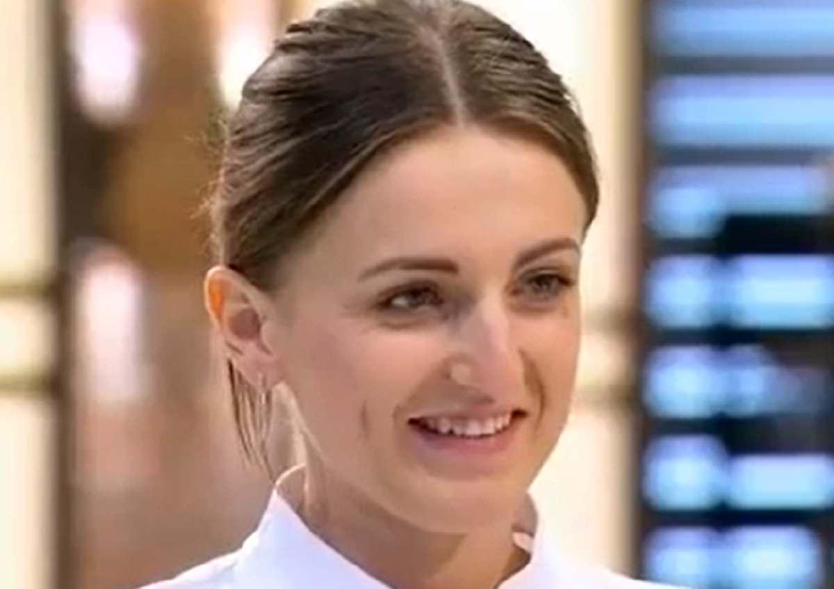 Kateryna Masterchef ristorante