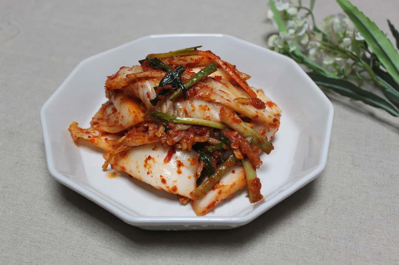 kimchi specialità coreana