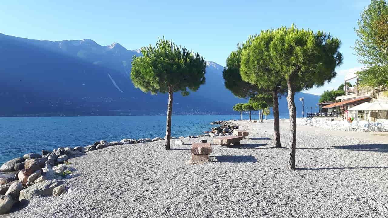 spiagge lago belle italia