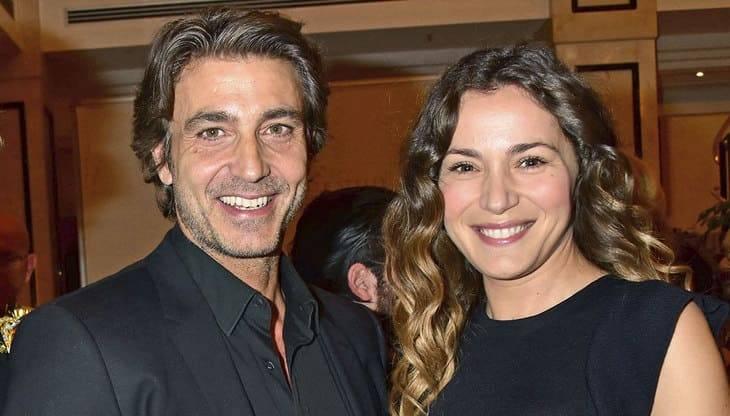Daniele Liotti e Cristina matrimonio dolomiti