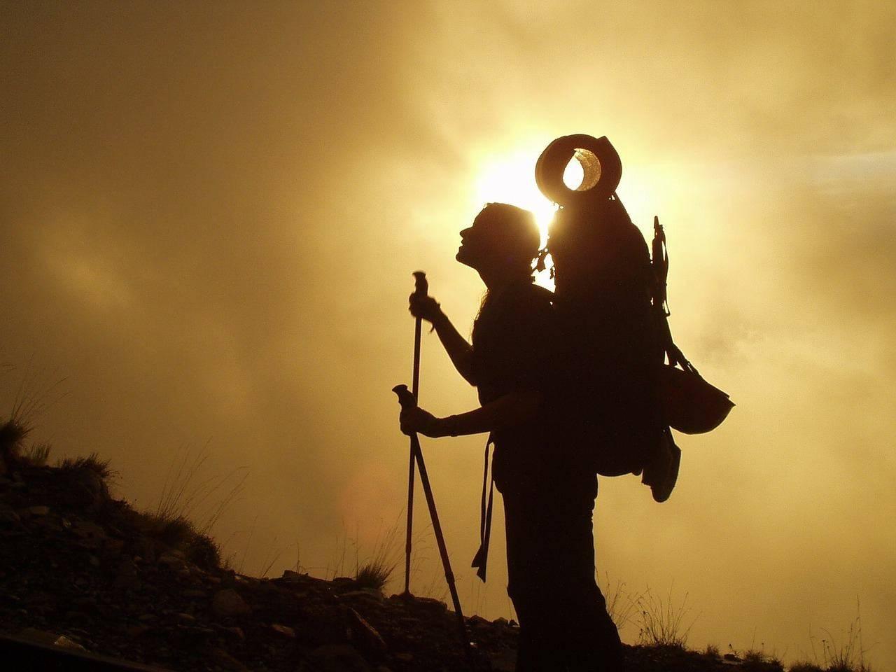 I muscoli che si allenano di più facendo trekking