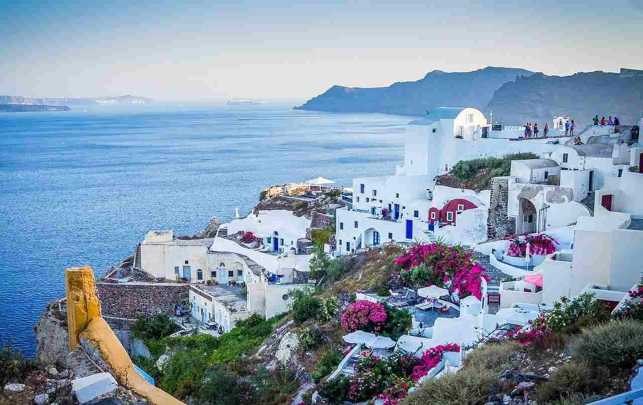 Regole viaggi in Grecia