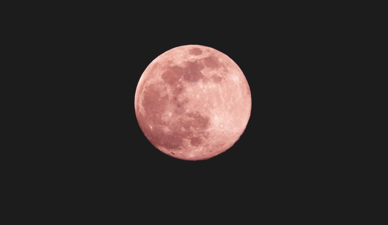 superluna rosa come quando